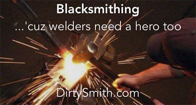 Dirty Smith Show EP: 23 Blacksmith Q and A
