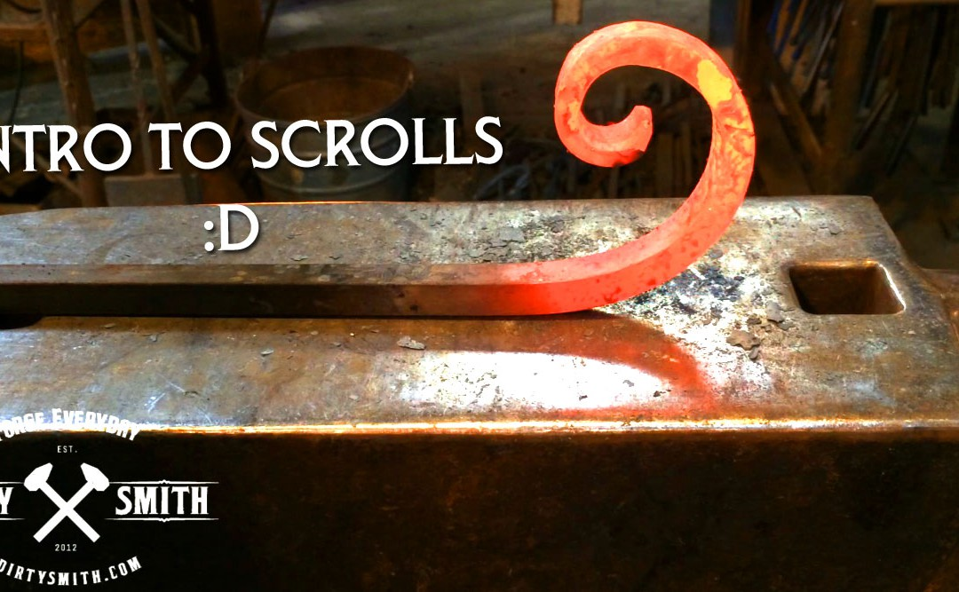 Dirty Smith Show EP: 19 Intro Scrolls Forging Fridays