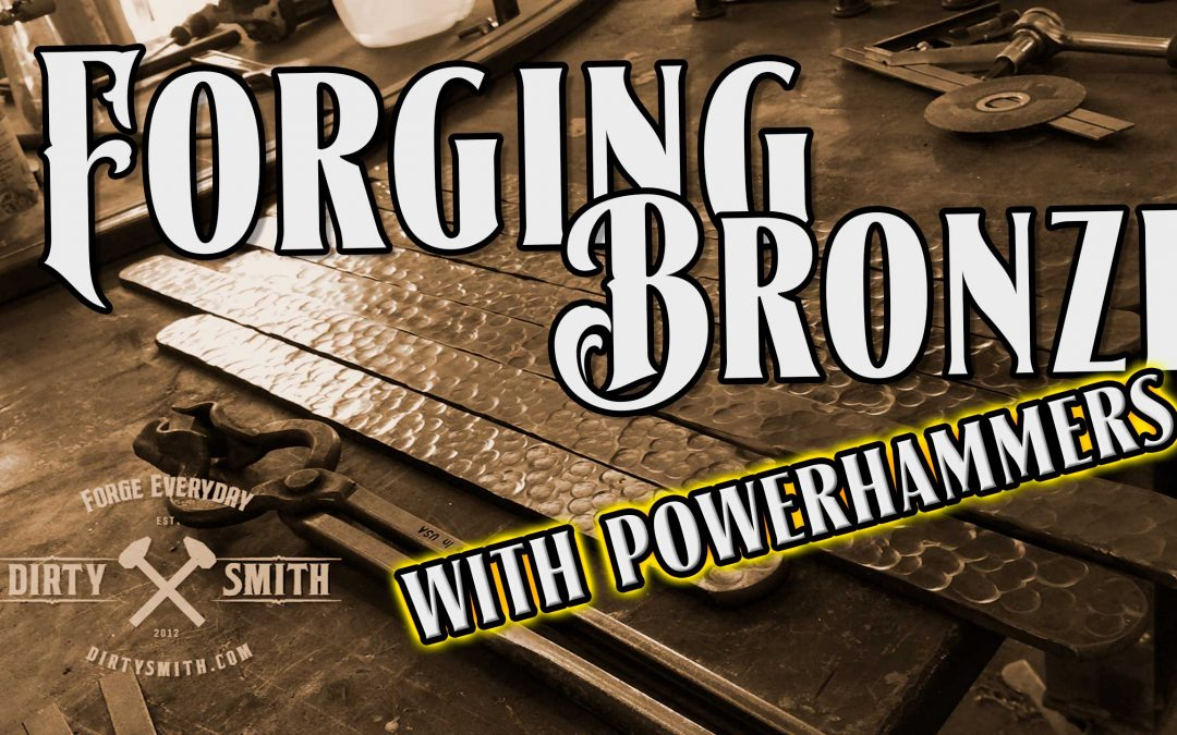 ╦ DirtySmith 5: A Blacksmith Blacksmithing Bronze
