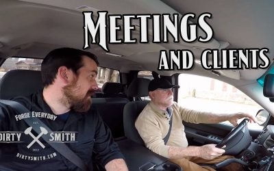 ╦ DirtySmith 4: A tip working with nervous clients