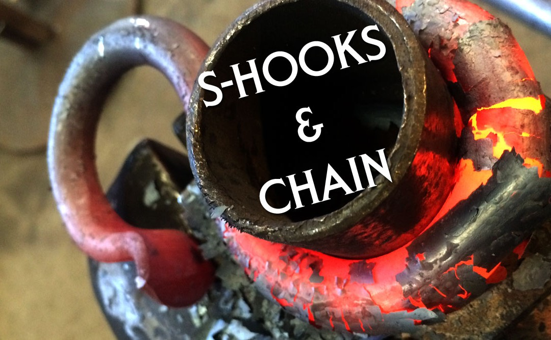 Dirty Smith Show EP: 12 S-Hooks and Chain…oh my!