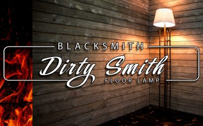 Dirty Smith's Floor Lamp
