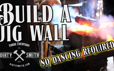 ╦ DirtySmith 6: Build a Jig wall…this one is simple!